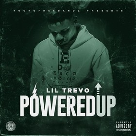 Powered Up Lil Trevo front cover