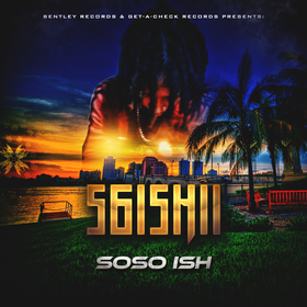 561Shii SoSo Ish front cover