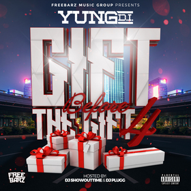 Gift Before The Gift 4 Yung D.i. front cover