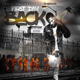 First Day Back Dj Illy Jay front cover