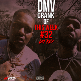 DMV Crank Of This Week #32 DJ Key front cover