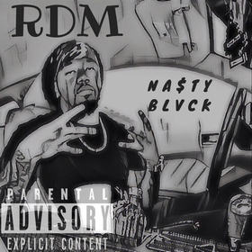 Na$ty Blvck Ray Dah Menace front cover