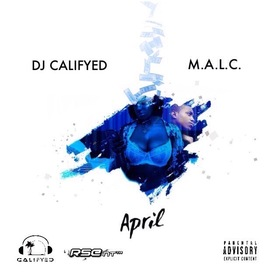 April (Deluxe) M.A.L.C. front cover