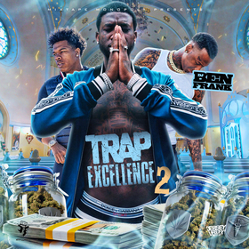 Trap Excellence 2 DJ Ben Frank front cover