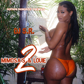 Mimosa's & Louie 2 DJ S.R. front cover
