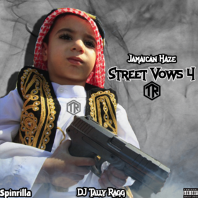 Street Vows 4 Jamaican Haze front cover