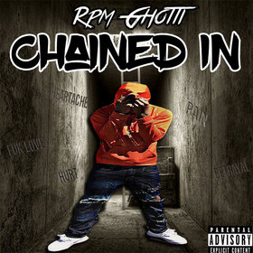 Chained In Drip Ghotti  front cover