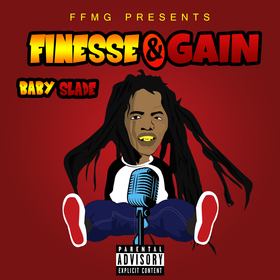 Finesse & Gain Baby Slade front cover