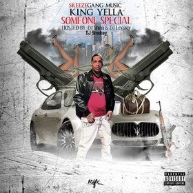 Someone Special King Yella front cover