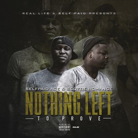 Nothing Left To Prove (Scottie Romance & SelfPaid Ace) SelfPaid Ace  front cover