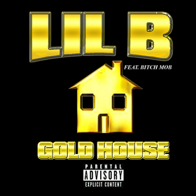 Goldhouse Lil B front cover