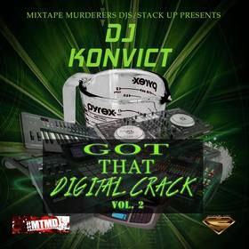 Got That Digital Crack vol 2 Various Artists front cover
