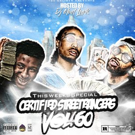 This Week's Special Certified Street Bangers Vol. 60 DJ Mad Lurk front cover