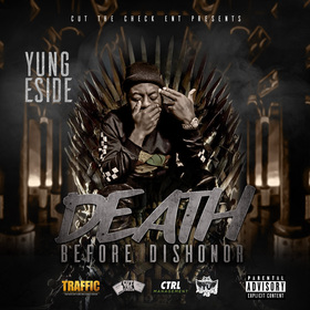Death Before Dishonor Yung Eside front cover