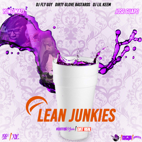 Lean Junkies Yung Mazi front cover