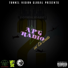 APG Radio POSIBILIDADES 2 Soundtrack Tunnel Vision Global front cover