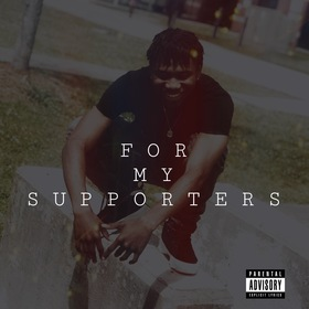 "Azl CeeJay - ""For My Supporters"" EP Lo Koop front cover"