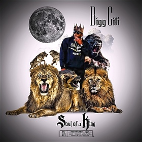 Soul Of A King Bigg Citi front cover