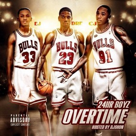 Overtime 24hrboyz front cover
