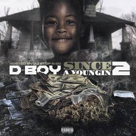 Since A Youngin 2 (By D - Boy)  D-Boy front cover