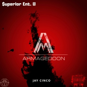 Armageddon Jay Cinco front cover