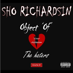 Object Of The Haters Vol 1 Sho Richardsin front cover