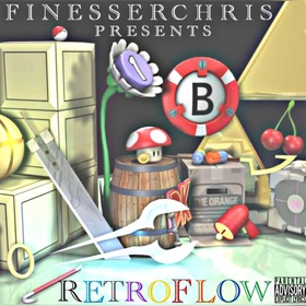 Retro Flow AyeeChri$ front cover