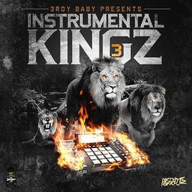 Instrumental Kingz 3 3rdy Baby front cover