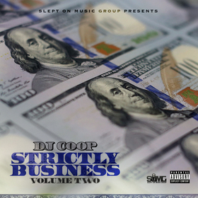 Strictly Business Vol. 2 DJ Coop Hoe front cover