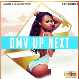 DMV Up Next DMVMusicPlug front cover