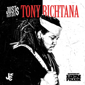 Tony Richtana Just Rich Gates front cover