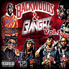 Backwood$ & Bangaz 1 JAY$KOO front cover