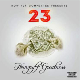 Hungry For Greatness Two 23 front cover
