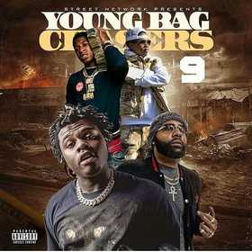 Young Bag Chasers 9 Dj E-Dub front cover