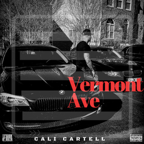 Cali Cartell - Vermont Ave DJ DERRICK GEETER front cover
