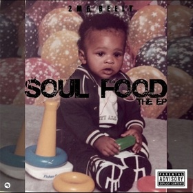 Soul Food EP 2MG_Beely front cover