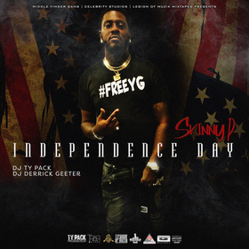 Independence Day Skinny P front cover