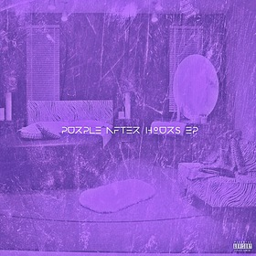 Purple After Hours EP DJ Almighty Slow front cover