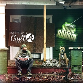 Gutta Raised Mel Yung front cover