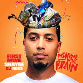 InShayne In The Brain First Name Shayne front cover