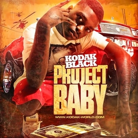 Project Baby Kodak Black front cover