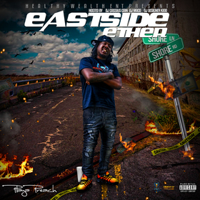 Eastside Ether Playa Preach front cover