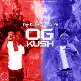 OG Kush Hunnid The Label front cover