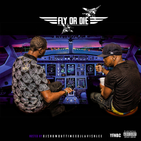 Fly Or Die YFN Trae Pound front cover