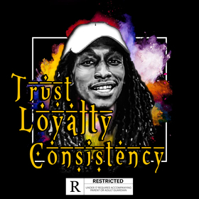 TLC (Trust,Loyalty,Consistency) Ready front cover