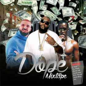 Dope Mixtape Vol. 1 DEEJAY IMORTAL front cover