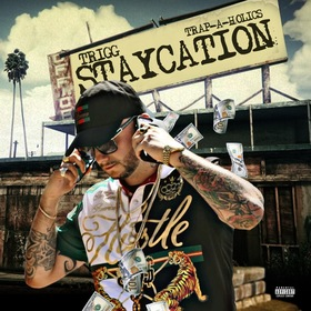 Staycation Trigg front cover