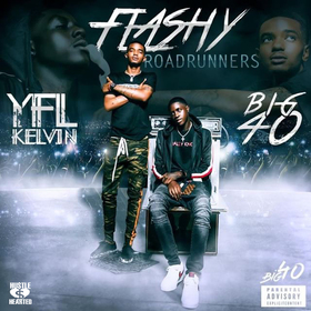 Flashy RoadRunners YFL Kelvin & Big40 front cover
