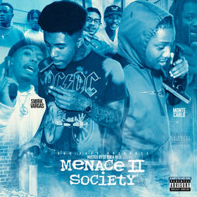 Menace 2 Society Smirk Vargas front cover