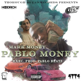 Pablo Money Mark Money front cover